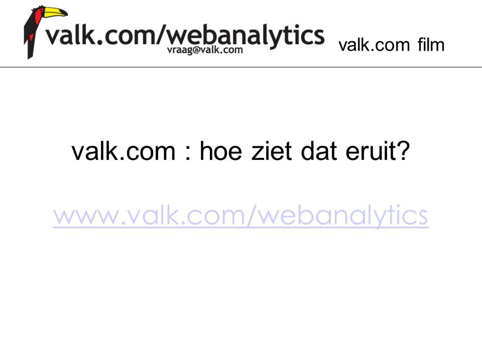 valk.com : hoe ziet dat eruit
