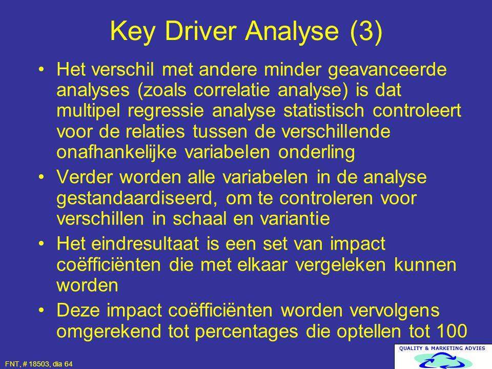 Key Driver Analyse (3)