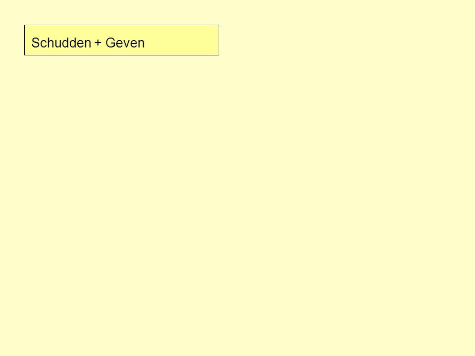 Schudden + Geven