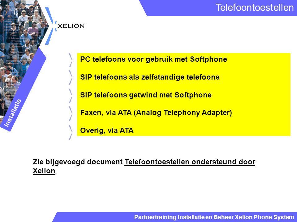 Telefoontoestellen PC telefoons voor gebruik met Softphone