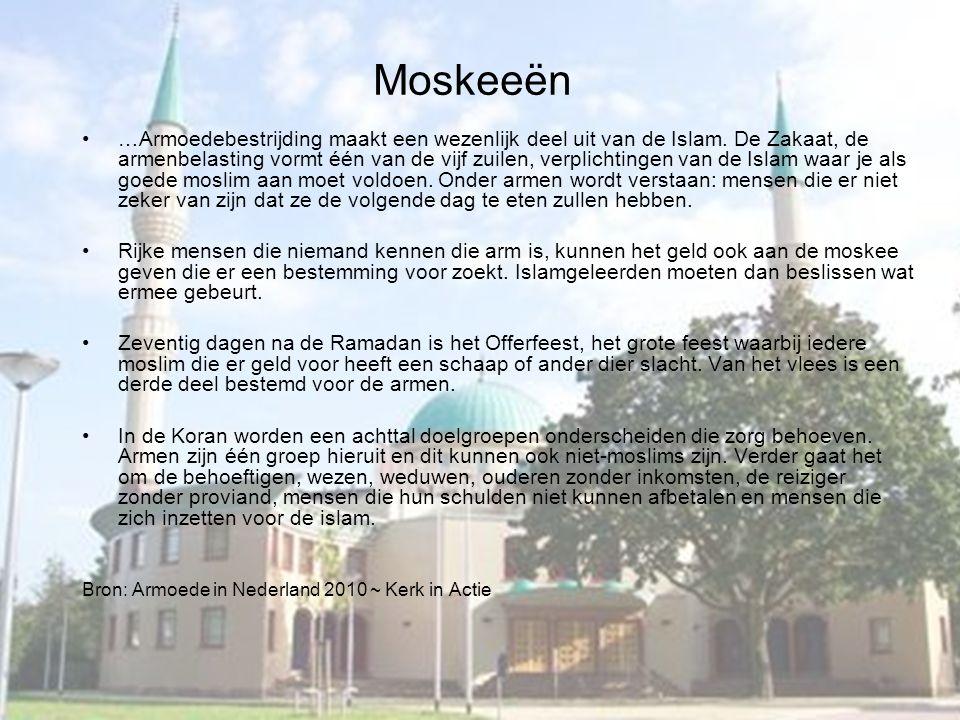 Moskeeën