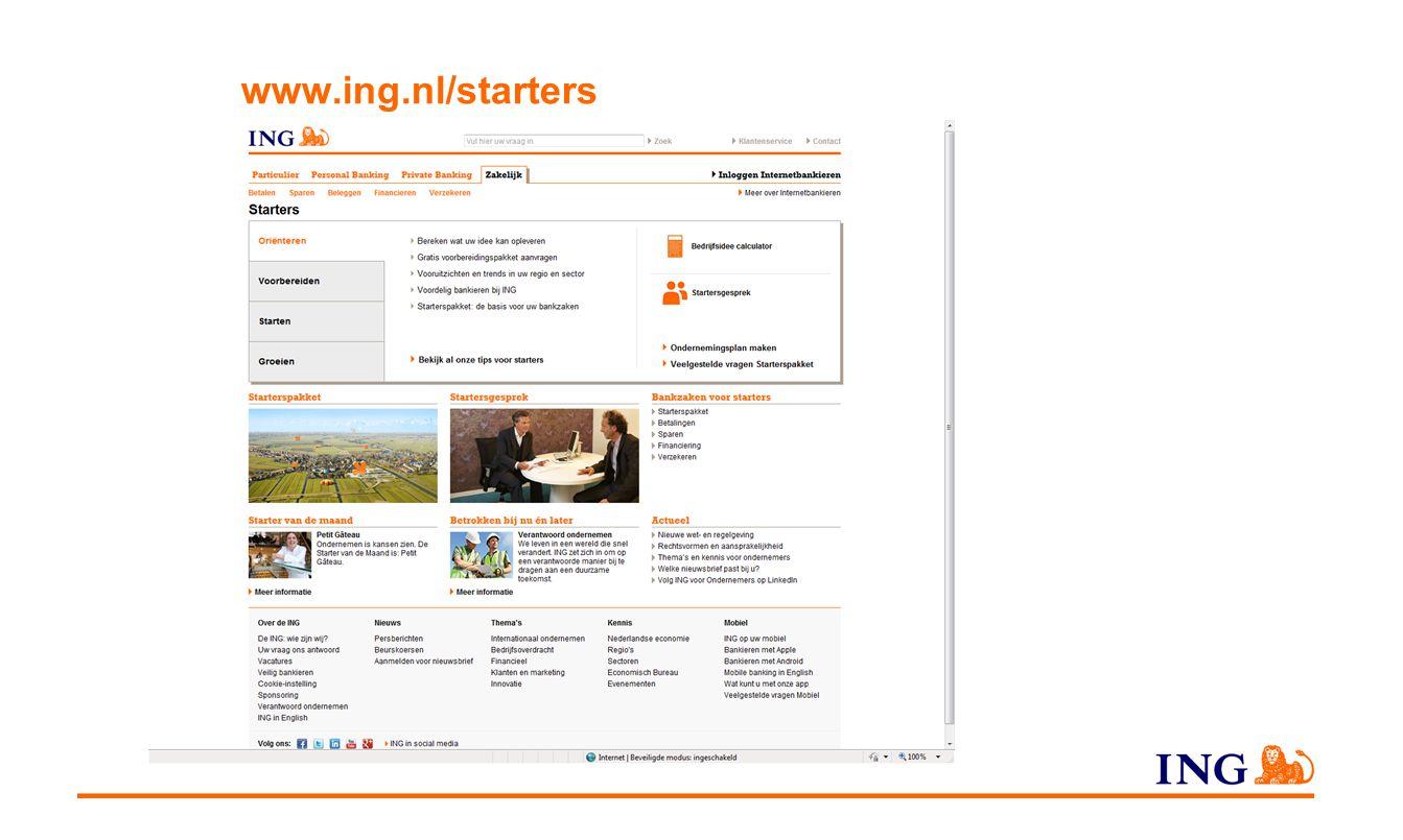 www.ing.nl/starters