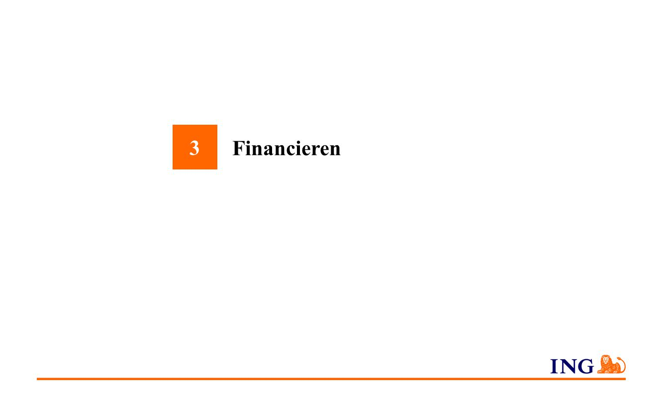 3 Financieren