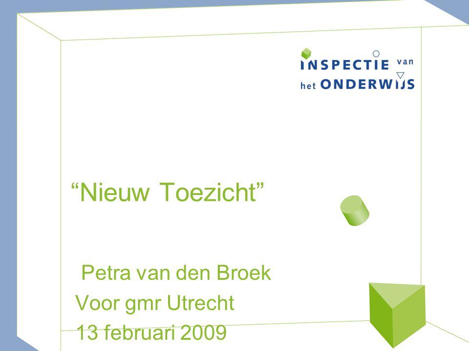 Petra van den Broek Voor gmr Utrecht 13 februari 2009