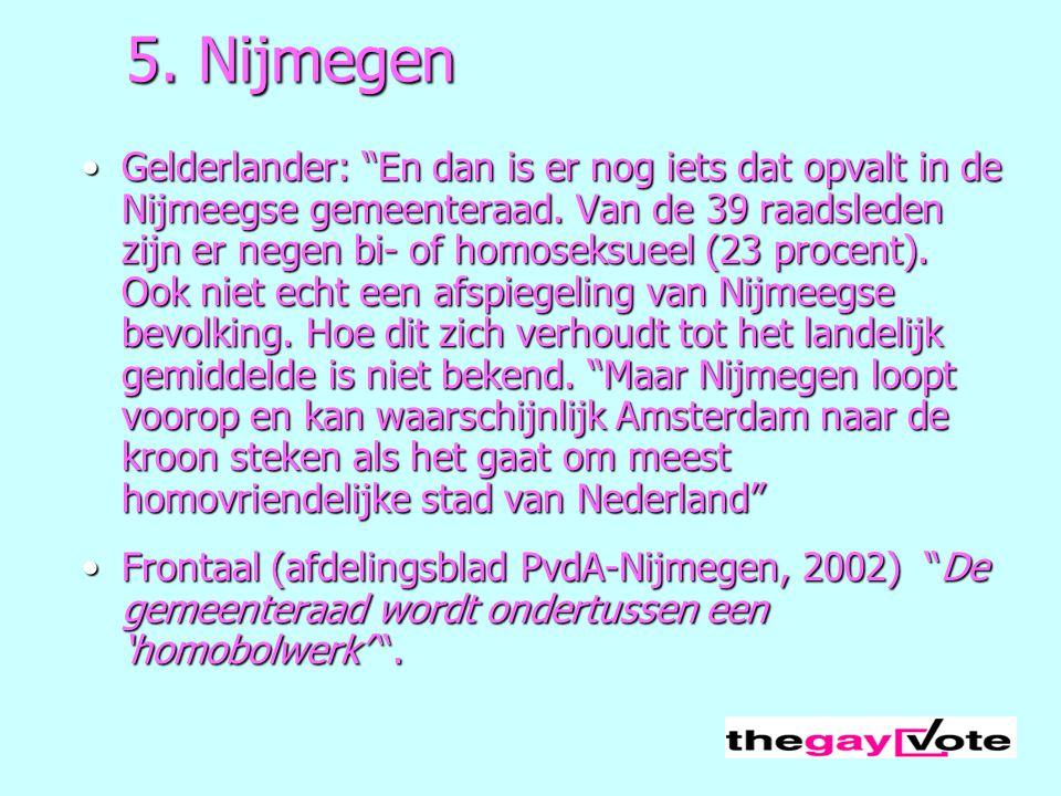 5. Nijmegen