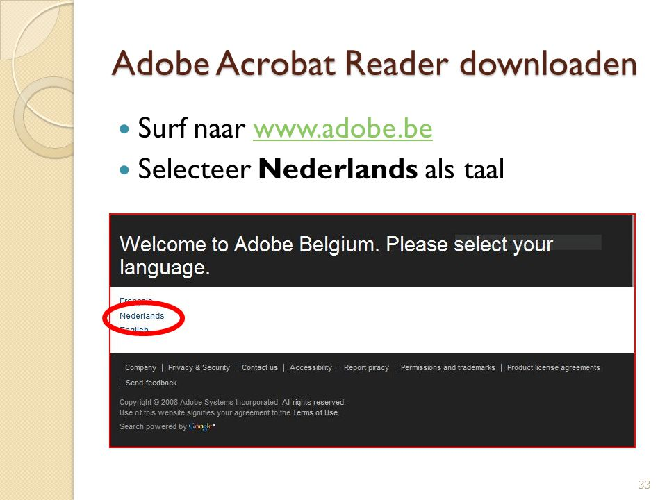 Adobe Acrobat Reader downloaden