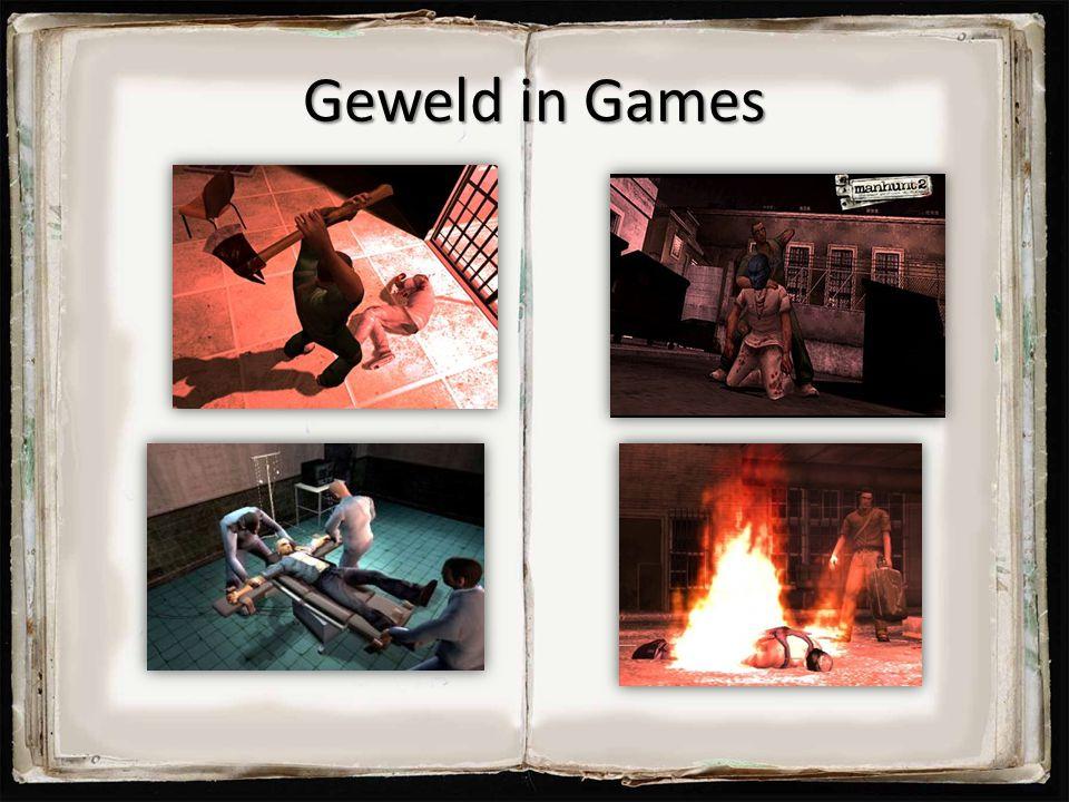 Geweld in Games