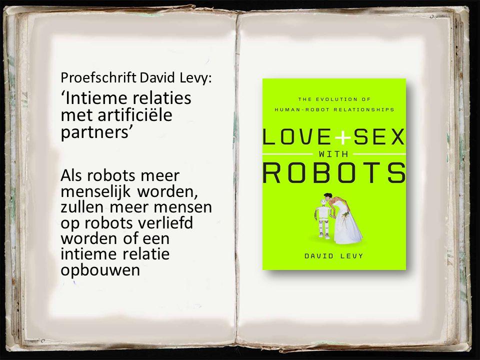 Proefschrift David Levy: