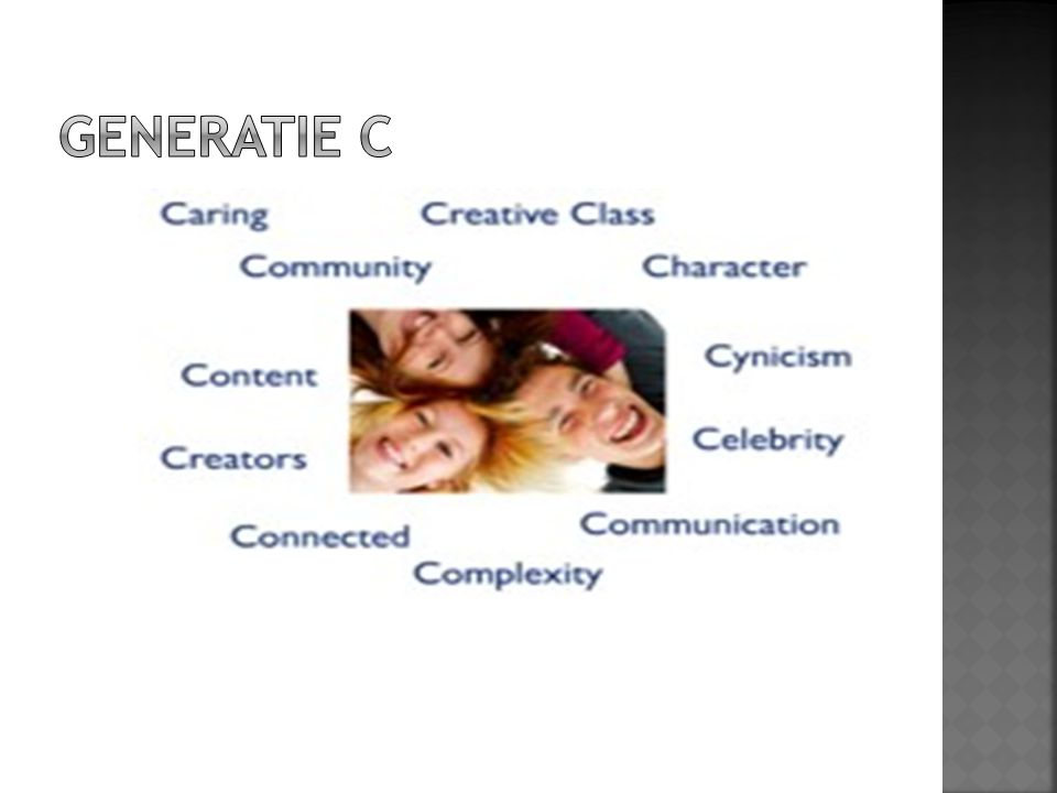 GENERATIE C