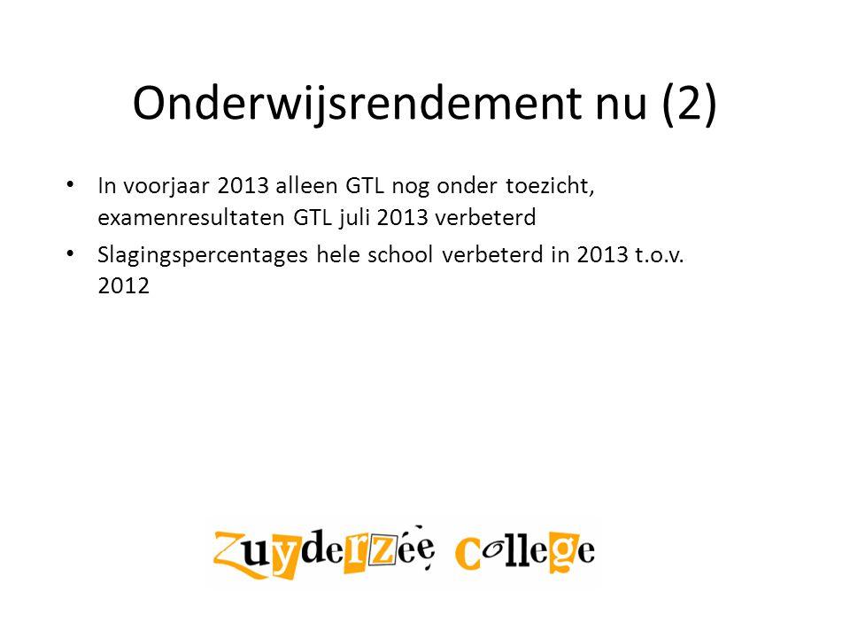 Onderwijsrendement nu (2)