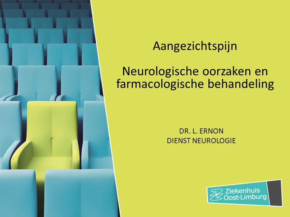 Dr. L. Ernon Dienst neurologie