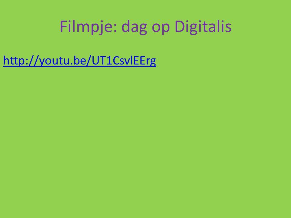 Filmpje: dag op Digitalis