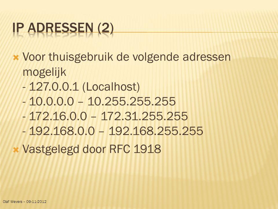 IP adressen (2)