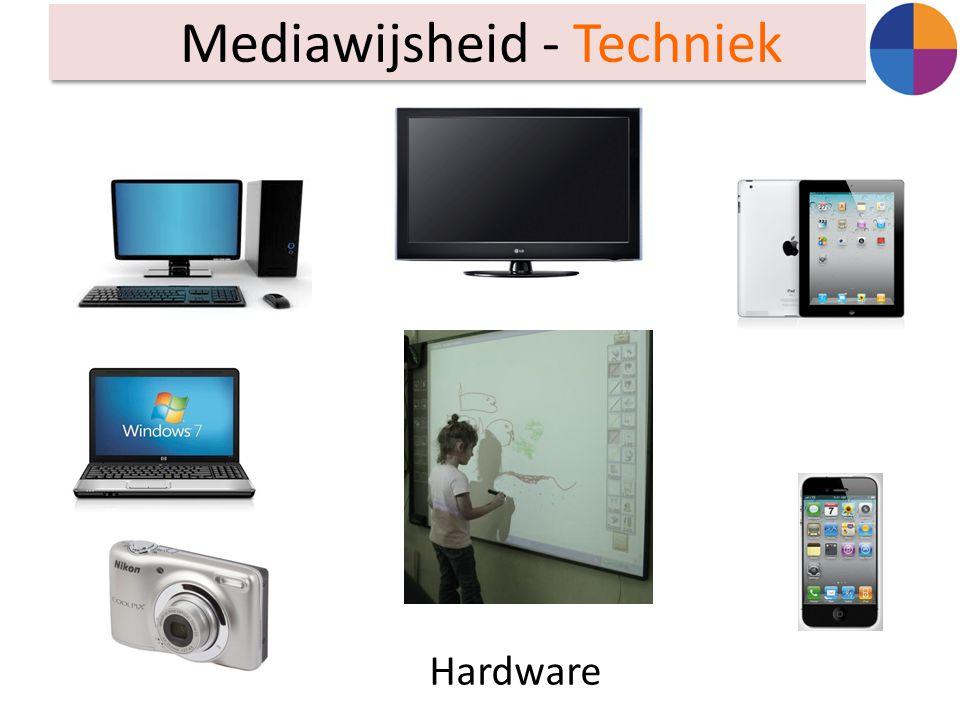 Mediawijsheid - Techniek