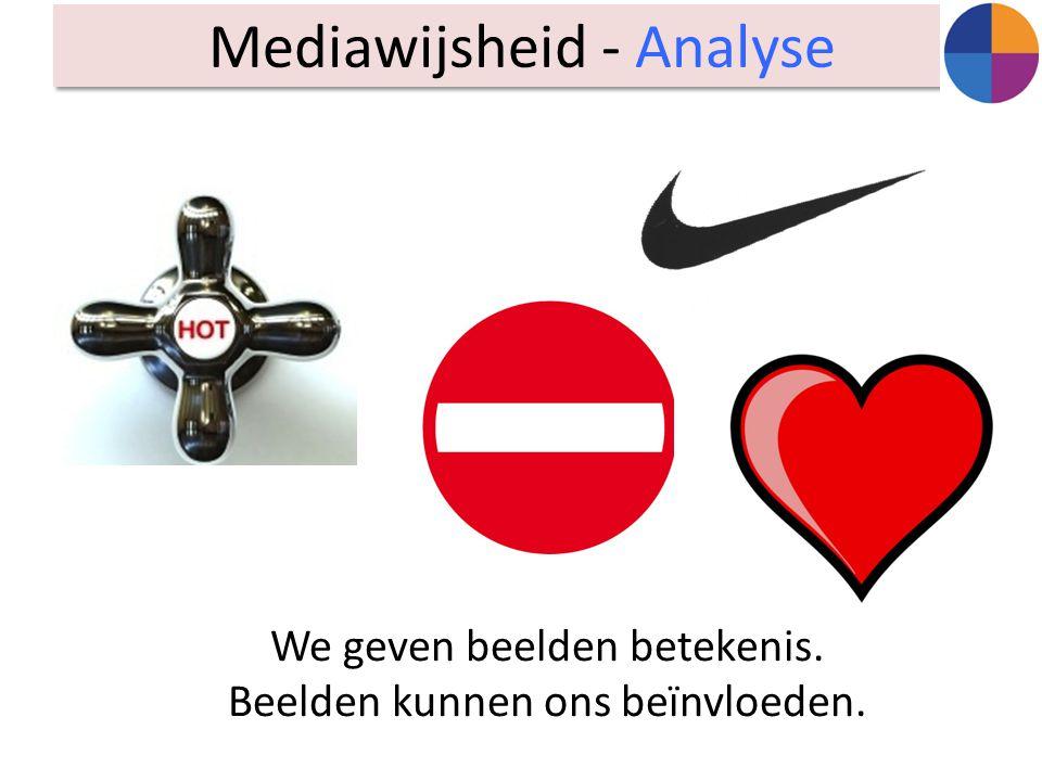 Mediawijsheid - Analyse