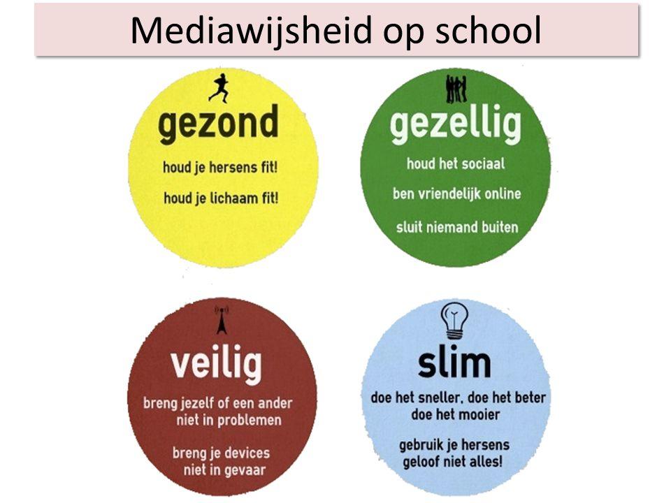 Mediawijsheid op school
