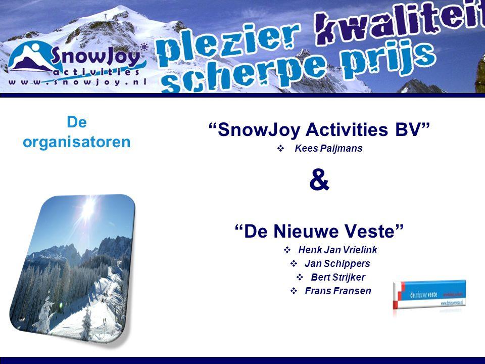 SnowJoy Activities BV