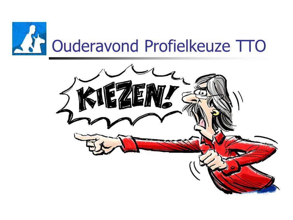 Ouderavond Profielkeuze TTO