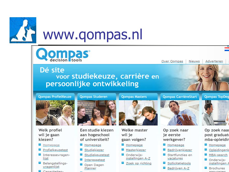 www.qompas.nl