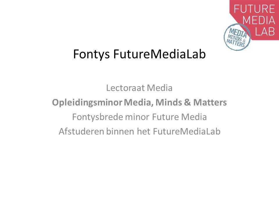 Fontys FutureMediaLab
