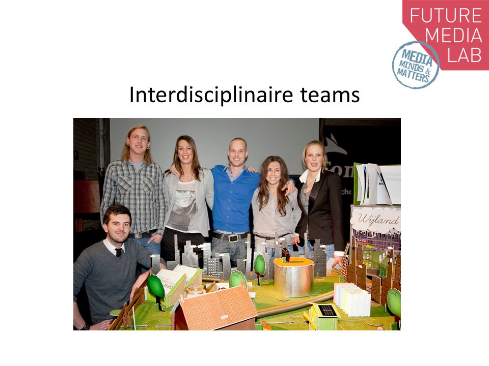Interdisciplinaire teams