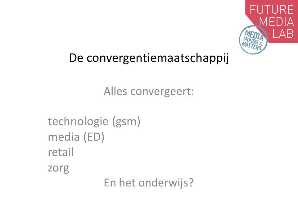 De convergentiemaatschappij