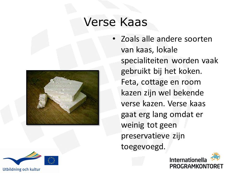 Verse Kaas