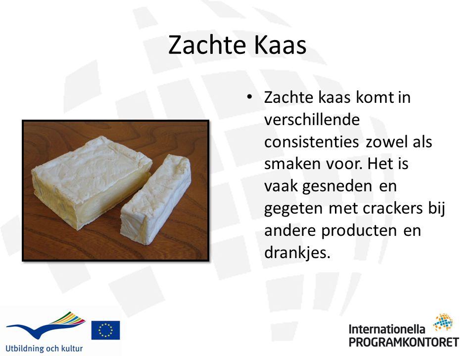 Zachte Kaas