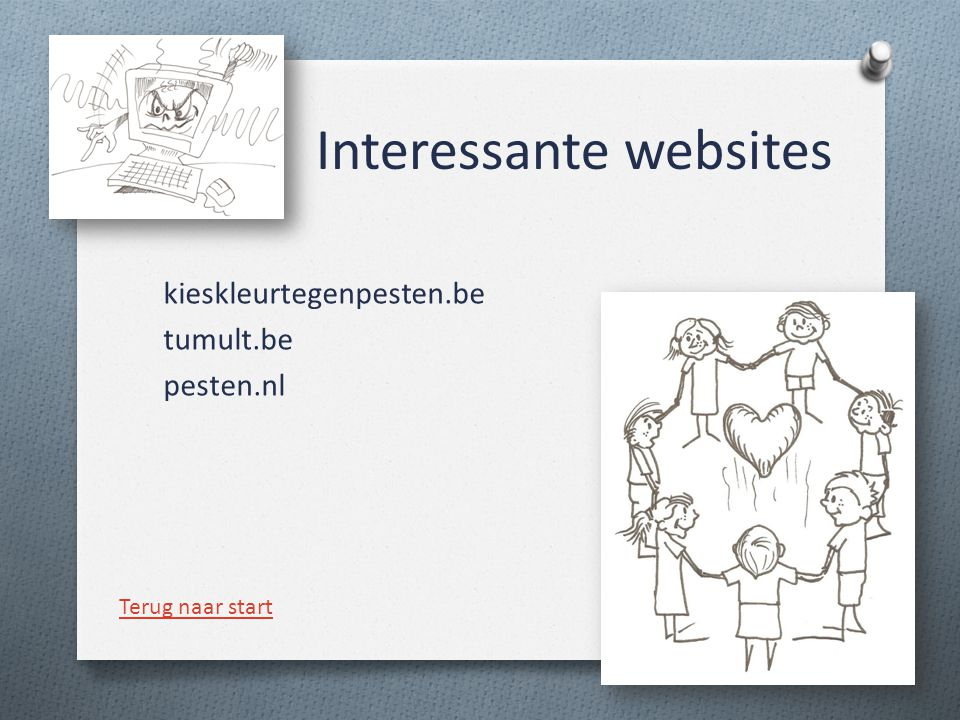 Interessante websites