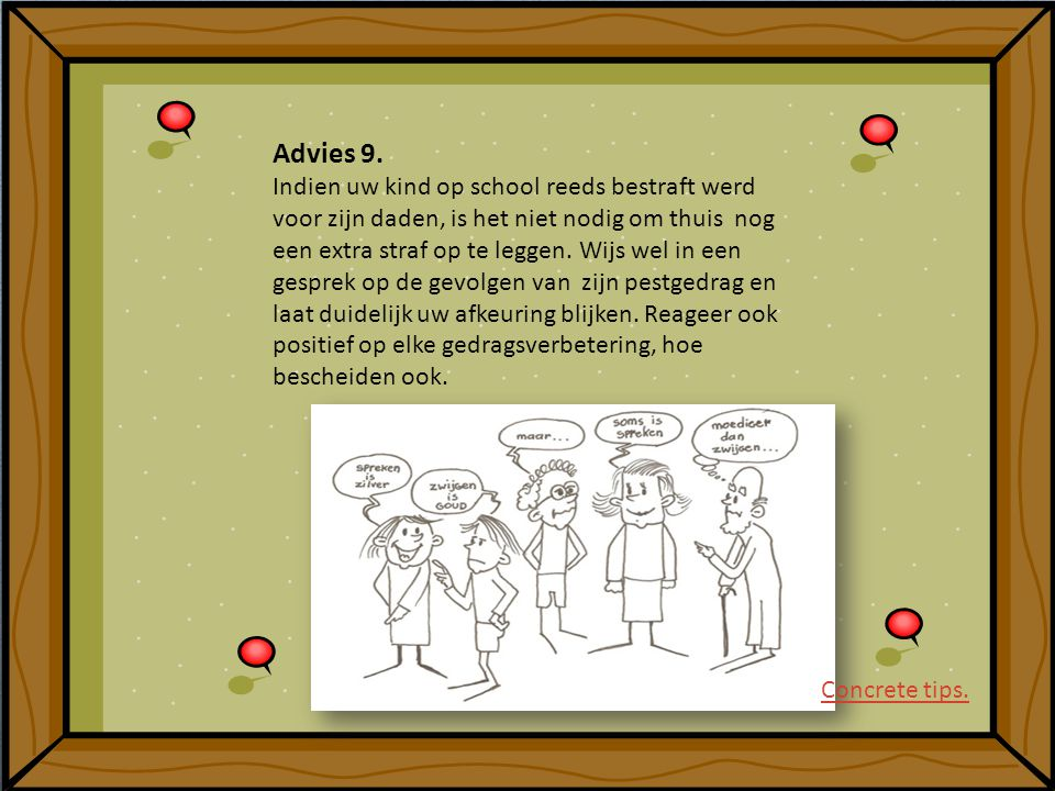 Advies 9.