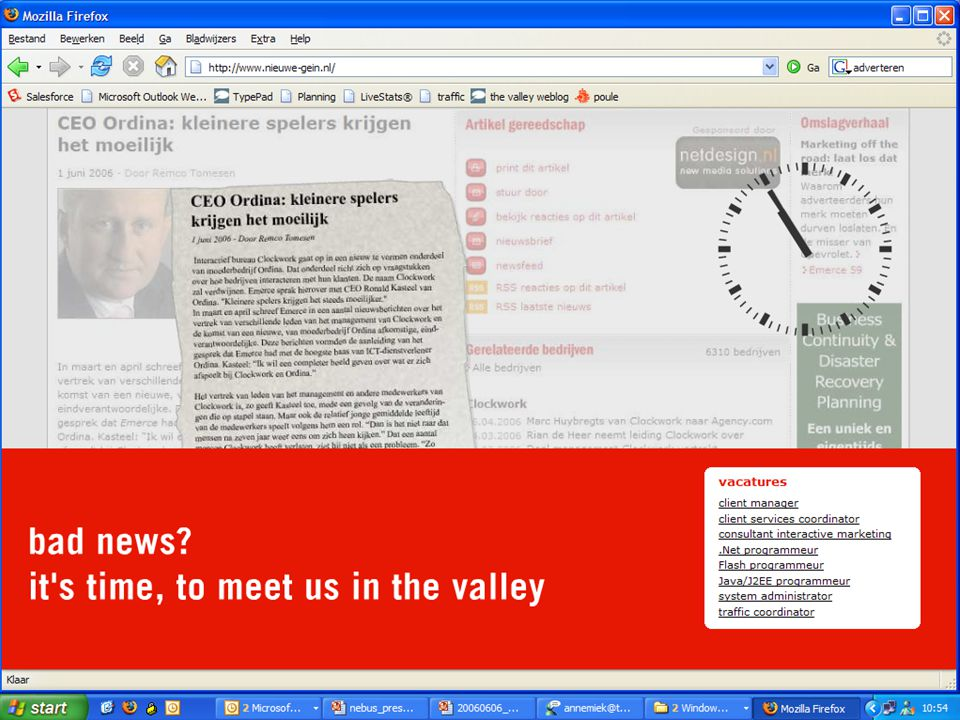 interactive marketing communications