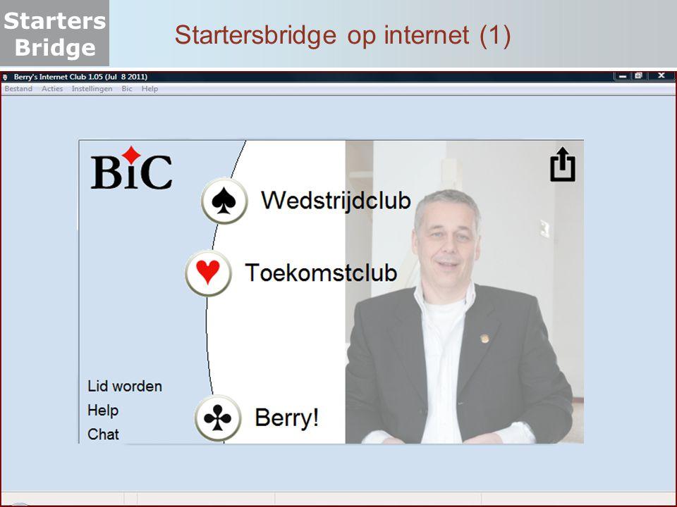 Startersbridge op internet (1)