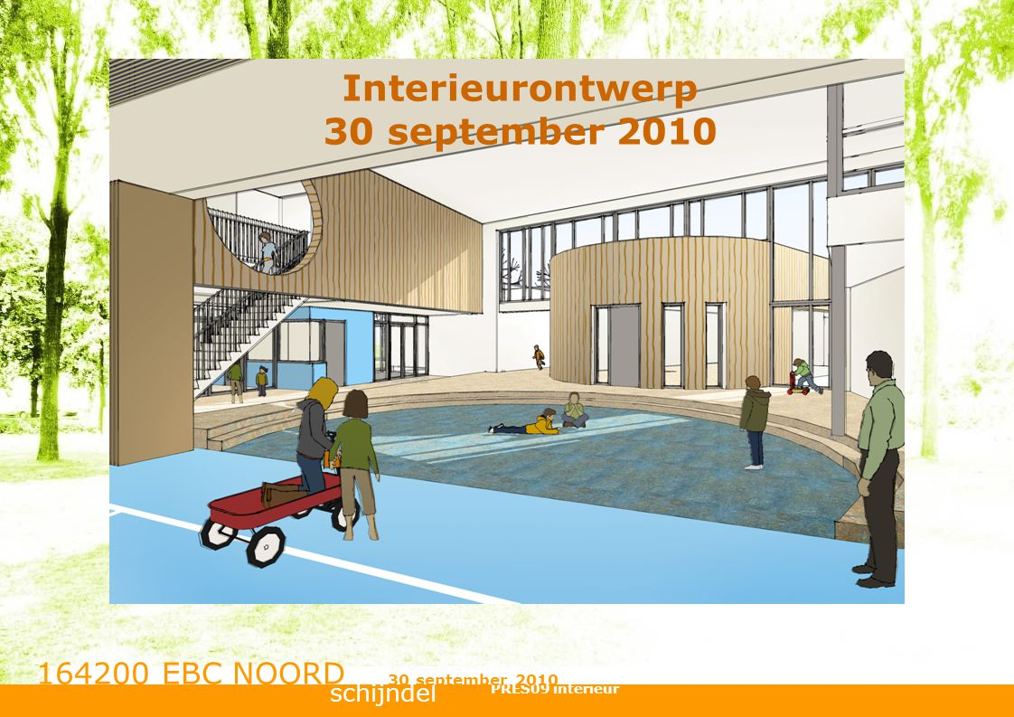 Interieurontwerp 30 september 2010