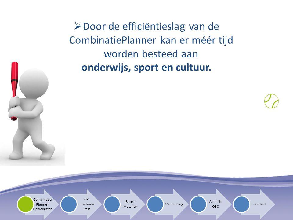 onderwijs, sport en cultuur.