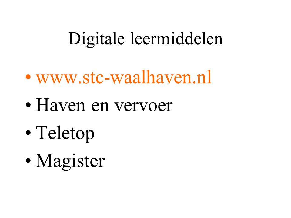 Digitale leermiddelen