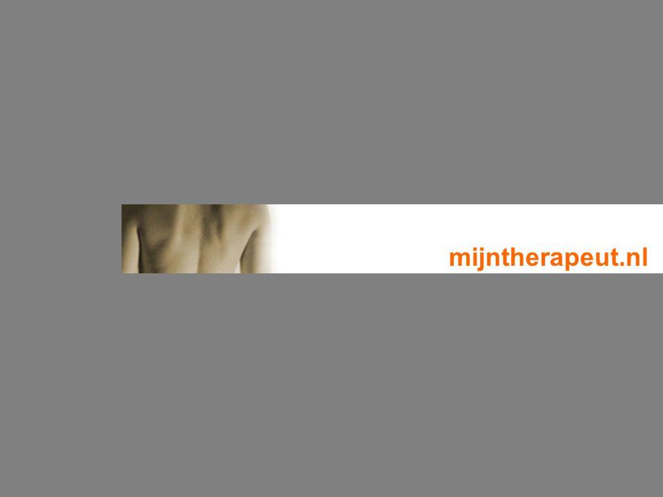 mijntherapeut.nl