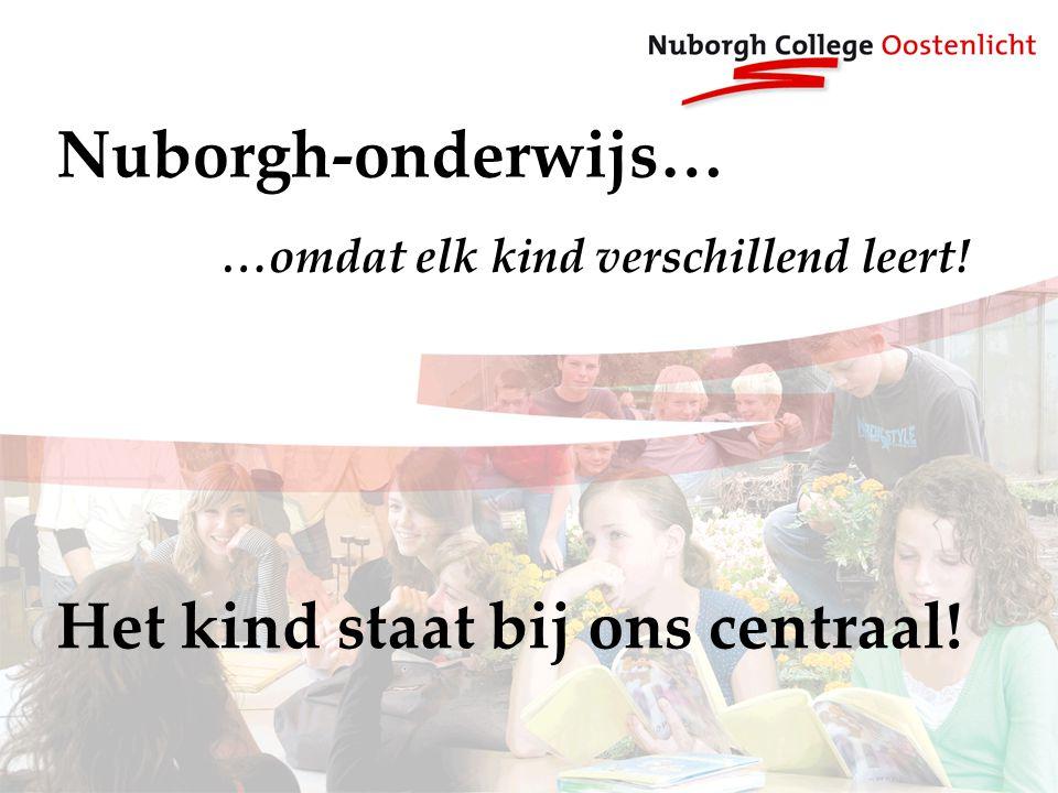 …omdat elk kind verschillend leert!