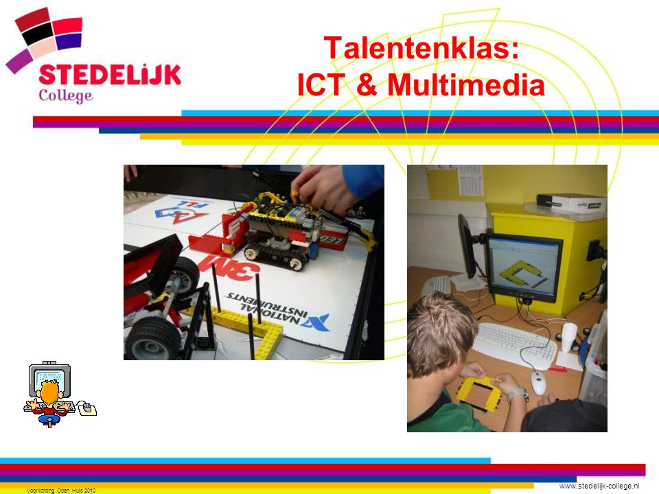 Talentenklas: ICT & Multimedia