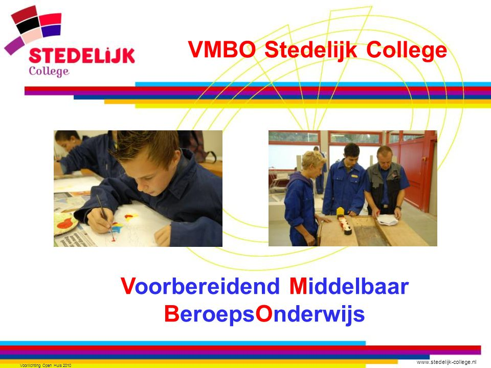 VMBO Stedelijk College