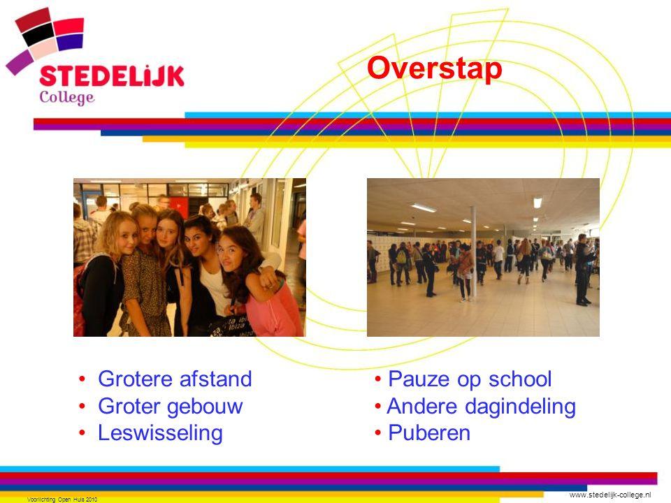 Voorlichting Open Huis 2010