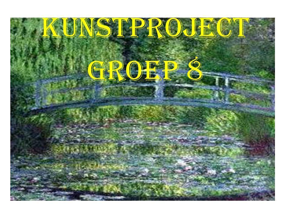 kunstproject groep 8