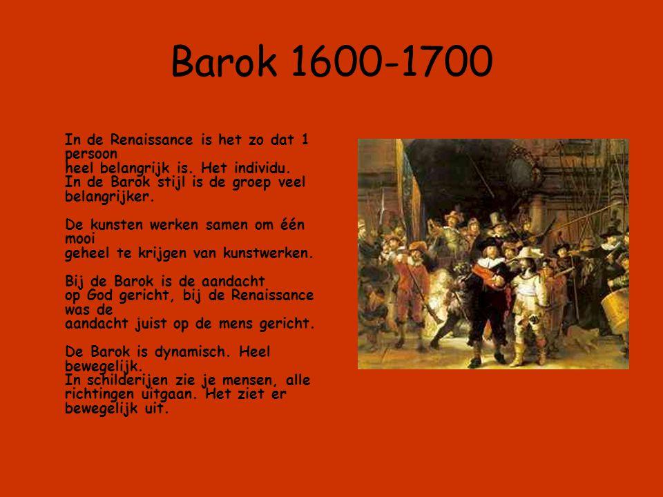 Barok 1600-1700