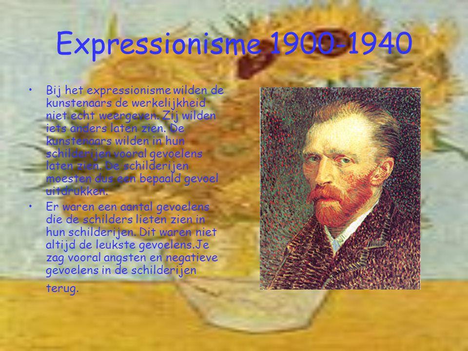 Expressionisme 1900-1940