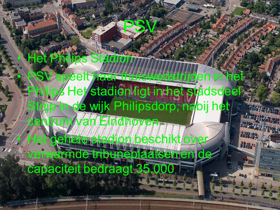 PSV Het Philips Stadion