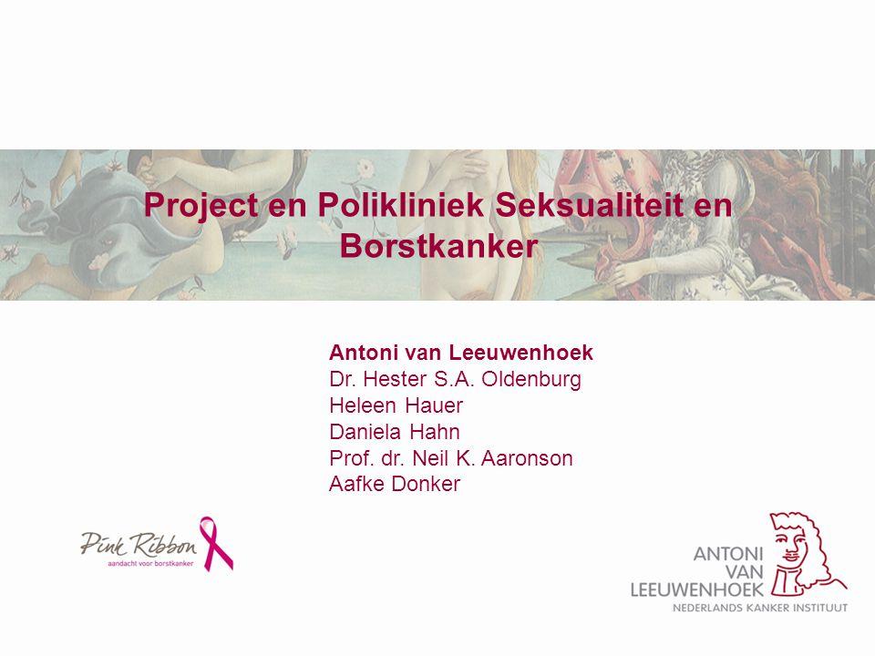 Project en Polikliniek Seksualiteit en Borstkanker