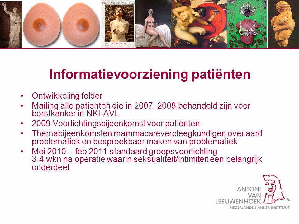 Informatievoorziening patiënten