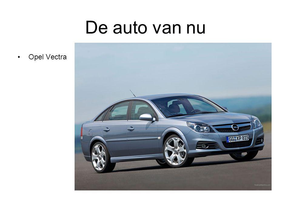 De auto van nu Opel Vectra