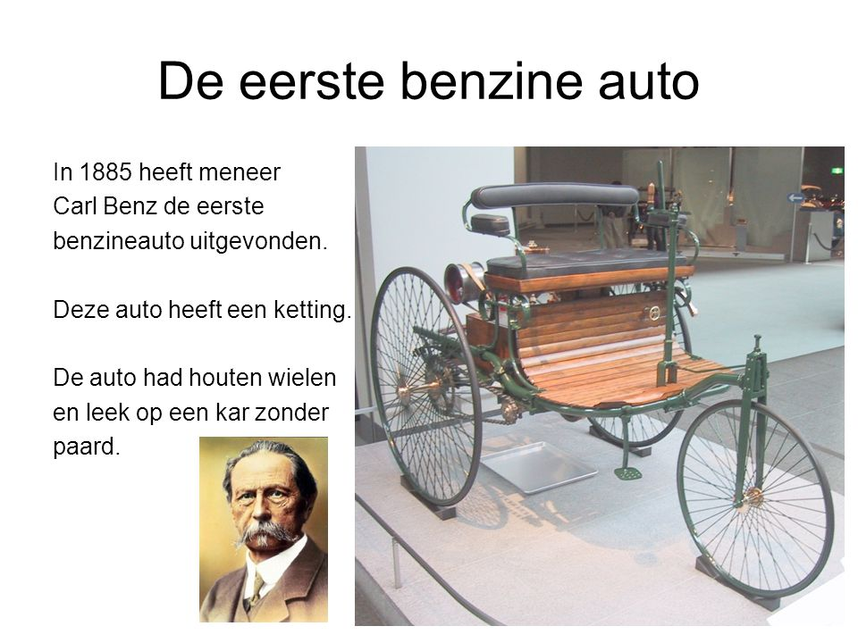 De Auto Spreekbeurt Van Nick Ppt Video Online Download