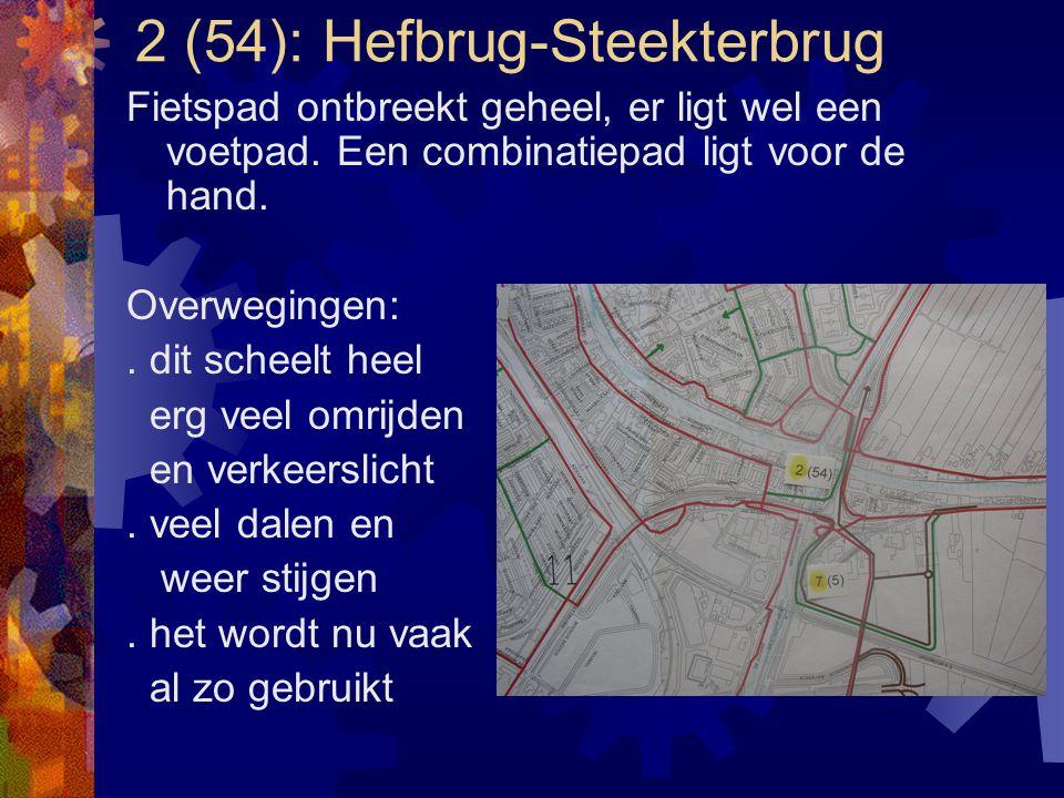 2 (54): Hefbrug-Steekterbrug