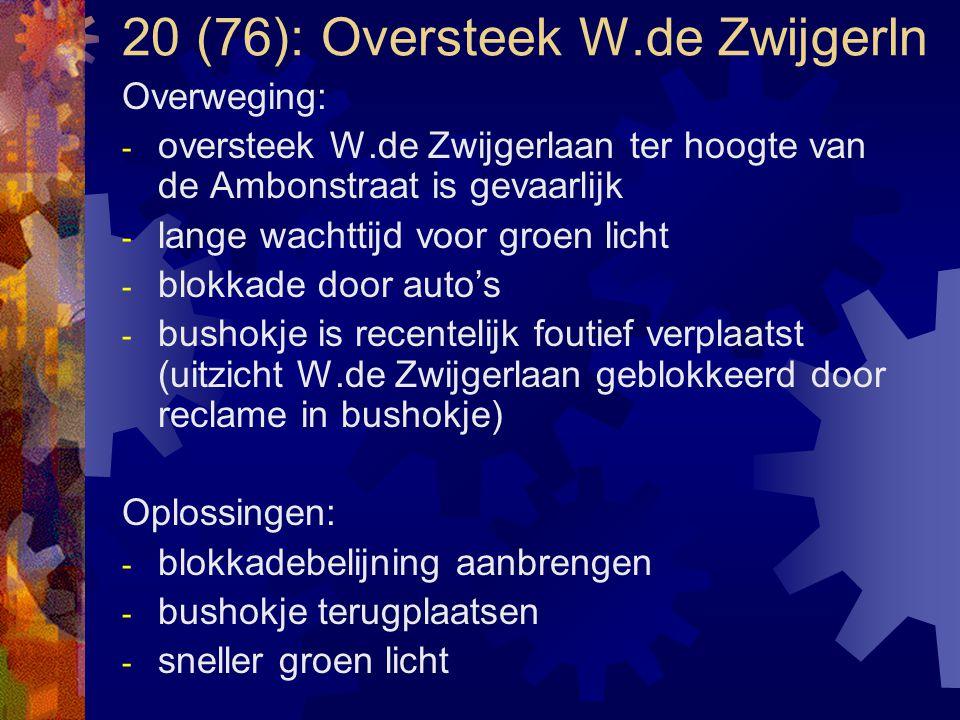 20 (76): Oversteek W.de Zwijgerln